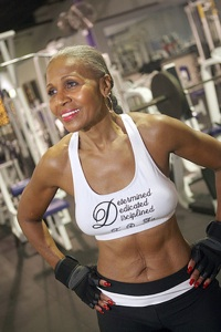 Trainer, 71, is inspiration to clients. And me.