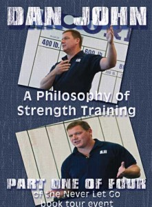 Dan John Seminar-dvd-cover
