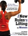 New Rules of Lifting for Women and podcast with Cassandra Forsythe