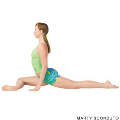 stumptuous » yoga for fighters releasing the psoas