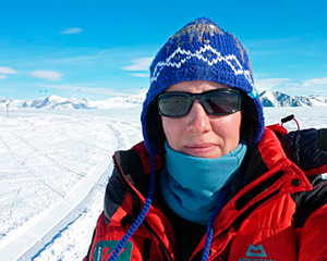 Alone In Antarctica: Interview with Felicity Aston