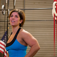 Gillian Mounsey Ward, strength athlete