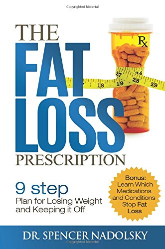Fat Loss Prescription book cover